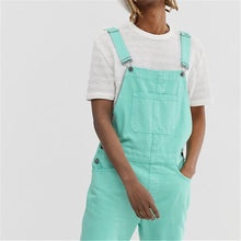 Load image into Gallery viewer, Casual Slim Solid Color Jumpsuit