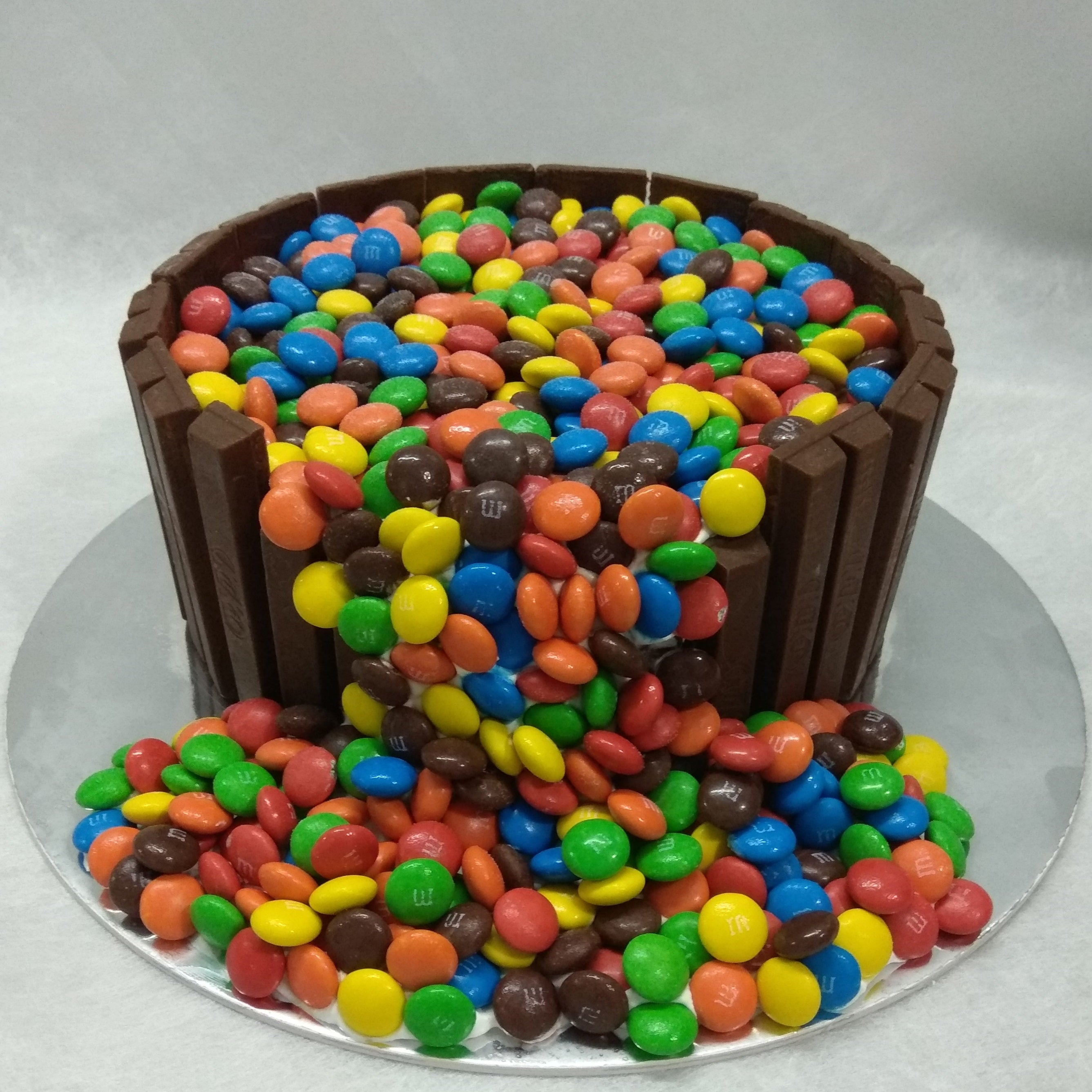 M&M Waterfall