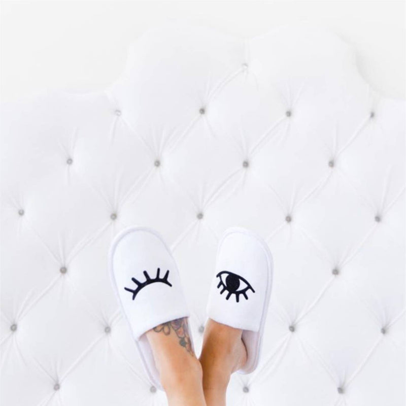 Wink Eyes Slippers