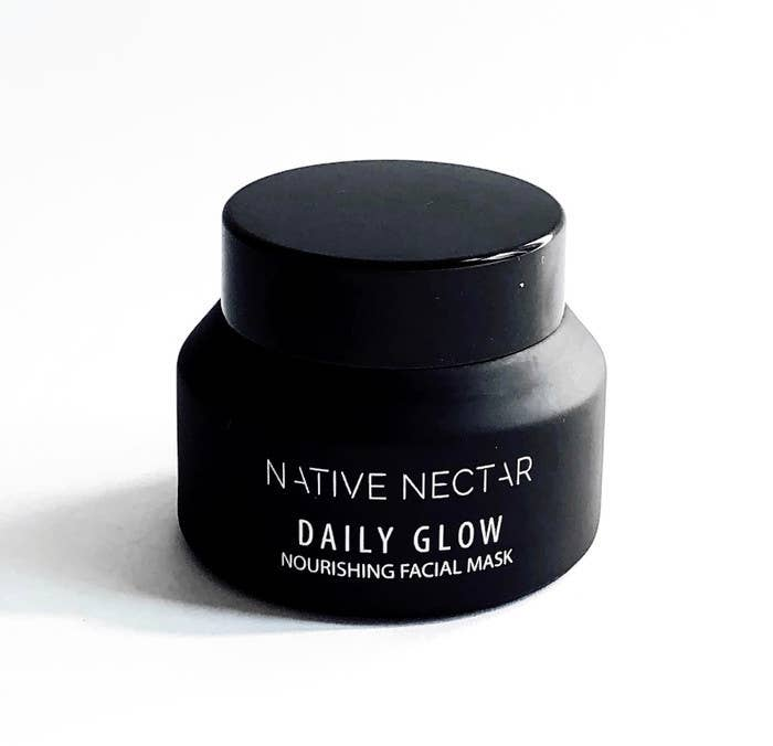 Daily Glow Facial Mask by Native Nectar Botanicals