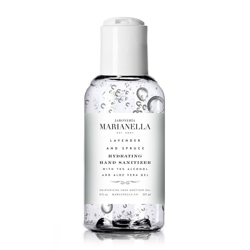Jaboneria Marianella - HYDRATING HAND SANITIZER GEL 2 FL OZ (Copy)