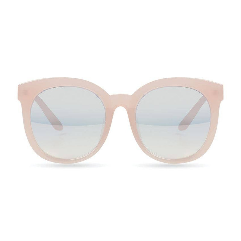 Jenny Fox Sunglasses - Blush Mirror