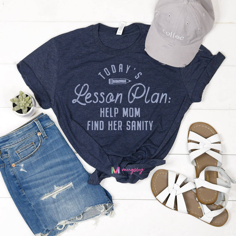 Today's Lesson Plan T-Shirt