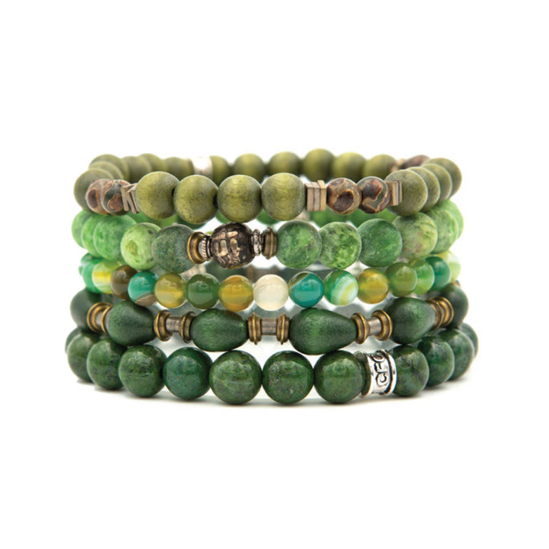 Sierra Club Foundation Bracelets by Chavez for Charity