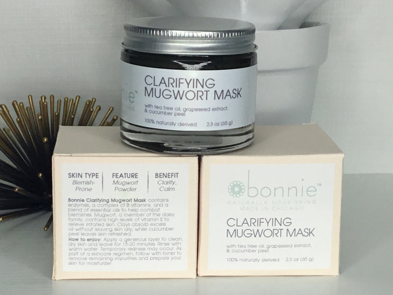 Clarifying Mugwort Mask by Bonnie