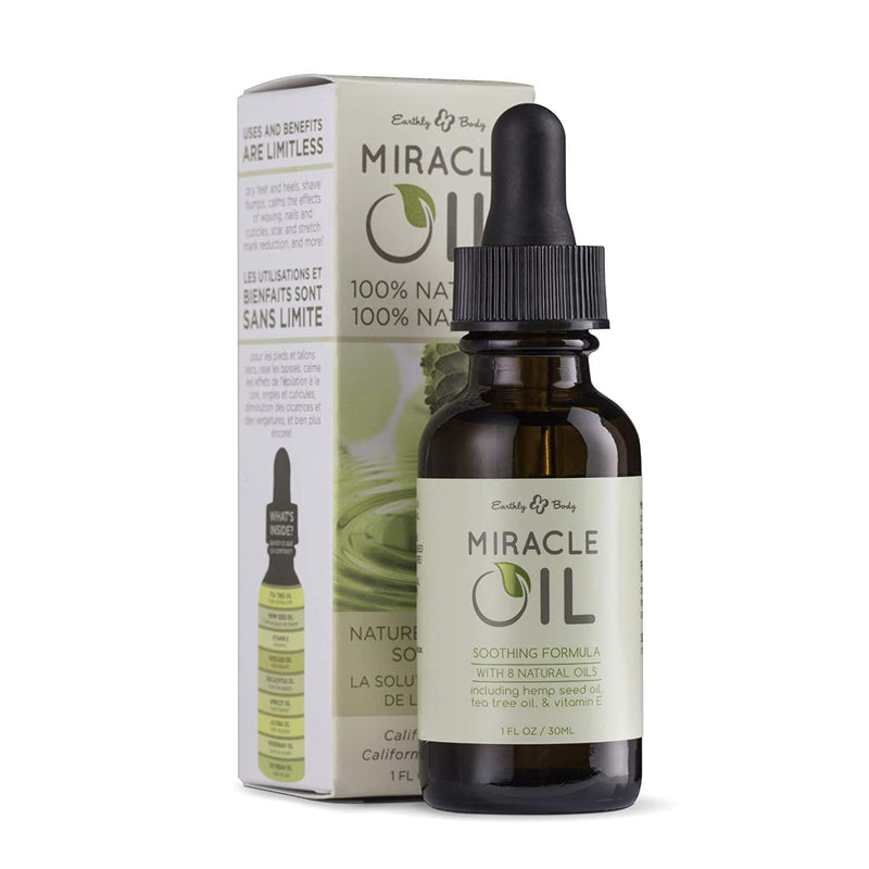 Miracle Oil by Earthly Beauty