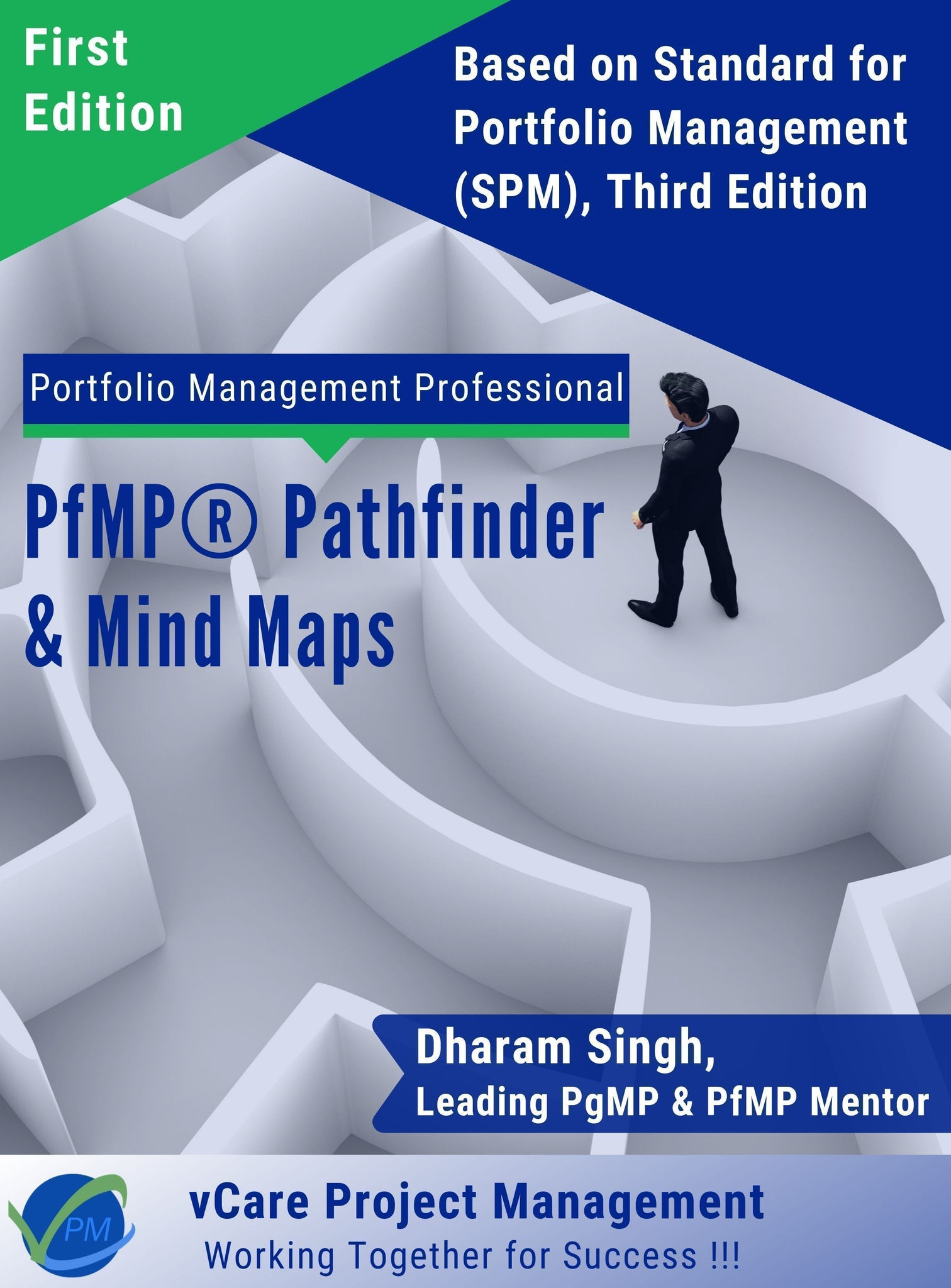 PfMP® Pathfinder | based on PfMP® Examination Content Outline ECO | based on SPM3 | Case study