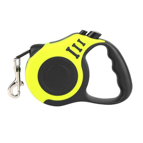 3/5M Dog Leash Automatic Retractable Dog Pets Leash Cat Puppy Lead Traction Rope Dogs Training Pet Supplies