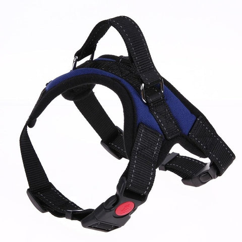 Adjustable Pet Puppy Large Dog Harness for Small Medium Large Dogs Animals
