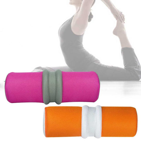 Image of Meditation Benches Yoga Pillow Durable Waist Cushion Pillow Protector Waist Health Care
