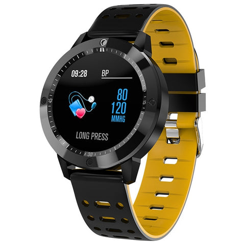 Image of ACCEWIT CF58 Smart Watch Sports Men Women Smartwatch IP67 Waterproof Fitness Tracker Heart Rate Monitor for mi band Android IOS
