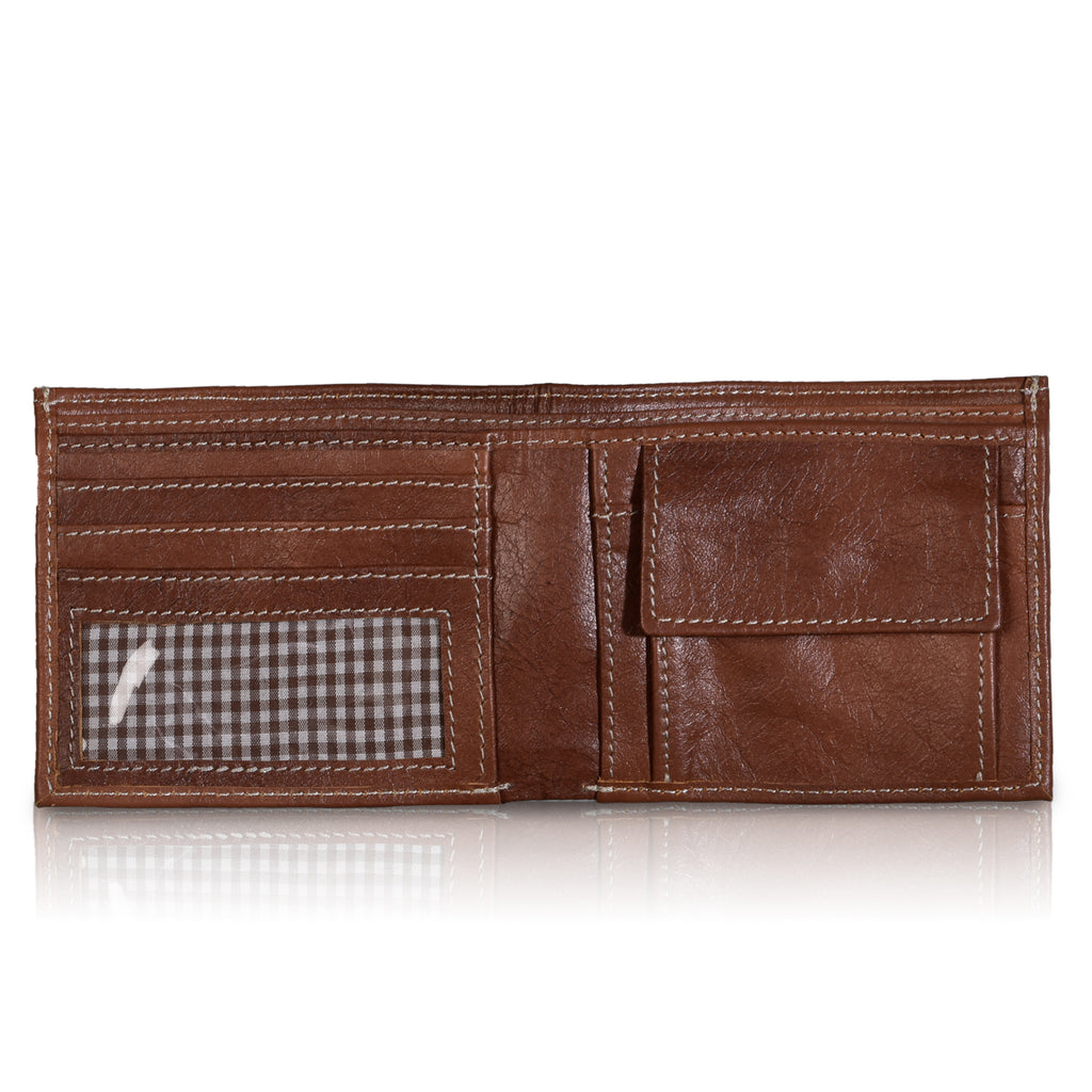 ARCHIES MEN WALLET TAN