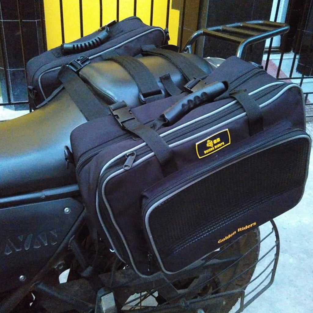 saddlebags for bikes india