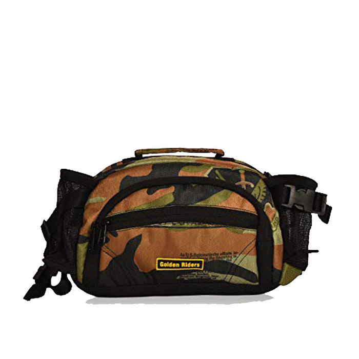 Waist Pouch - Camouflage