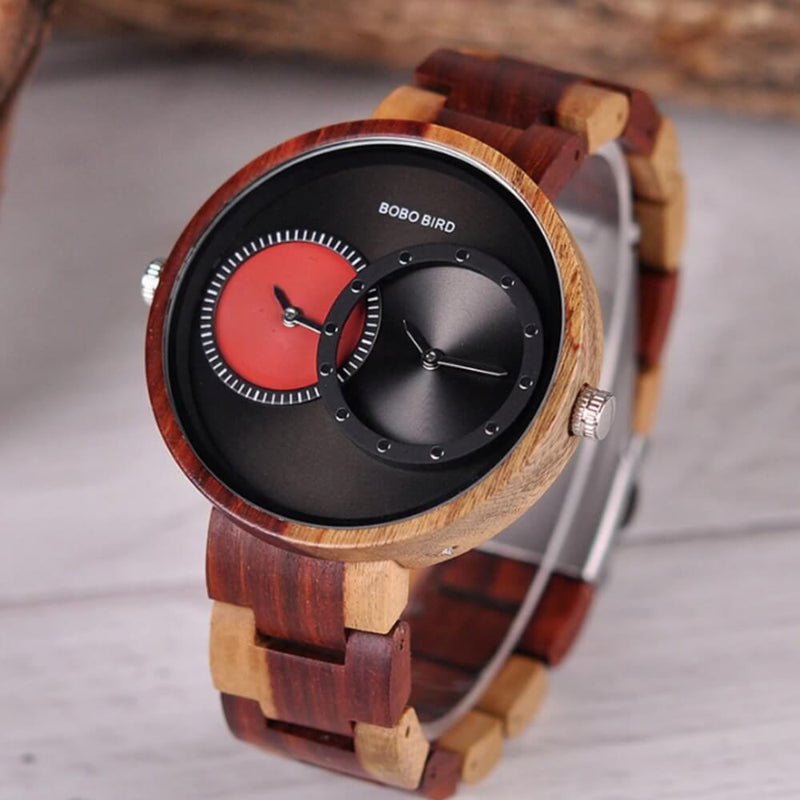Wood o'clock - Love Watch