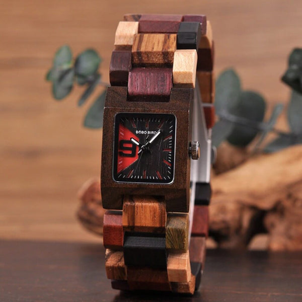 Wood o'clock - Edelholz