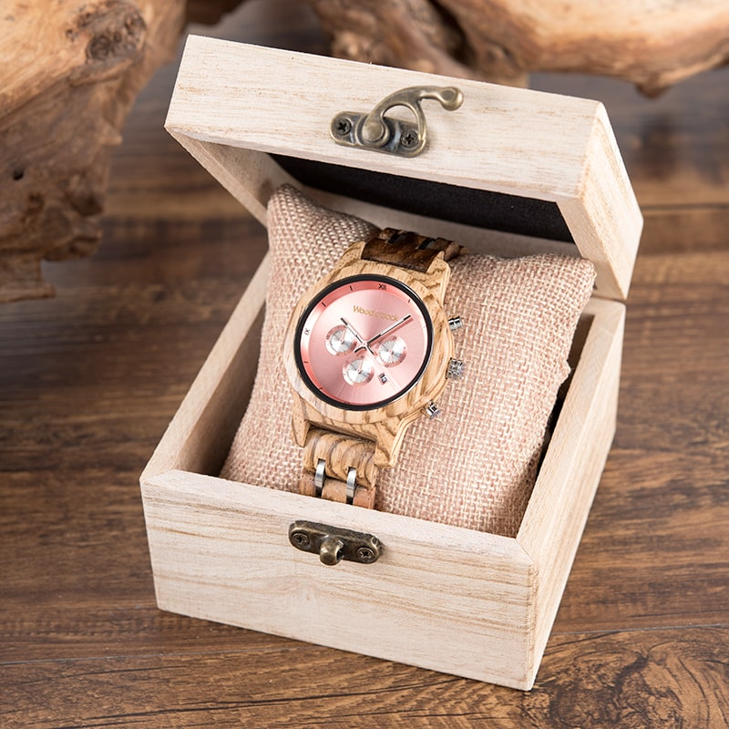 Wood o'clock - Kirschbaum