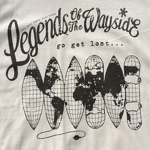 Go Get Lost Legends T