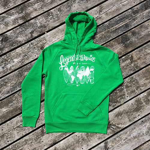 Go Get Lost Hoodie (green or blue)