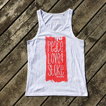 Peace Love & Stoke Men's Tank