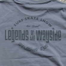 Worldwide Ride Legends T Anthracite - Legends Of The Wayside - Surf - Sake - Snow
