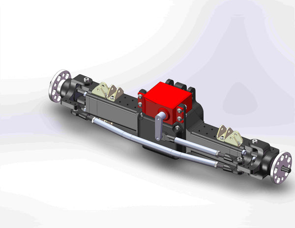 Aluminum Axles