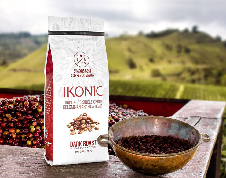 Simons Best Ikonic Dark Roast