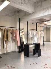 September 19-22 TTSWTRS ss20 at White Show Milano  Location : Dear Progress Showroom