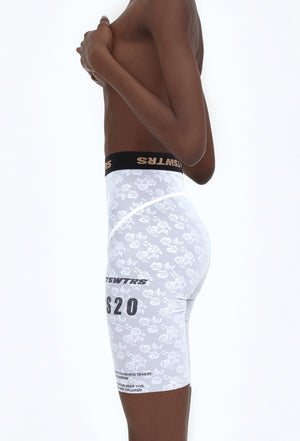 LACE CYCLING SHORTS