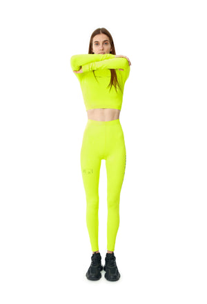 NEON TURTLENECK