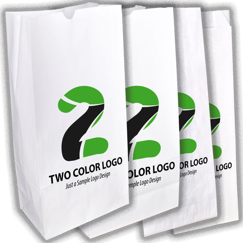 Full-Custom, 2-Color Bags