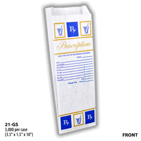 Pharmacy Bags - GS Design