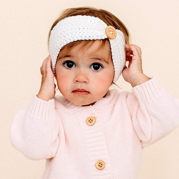 Beba Bean Accessories Knit Headband