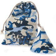 Beba Bean Accessories Pee-pee Teepee - Camo Blue