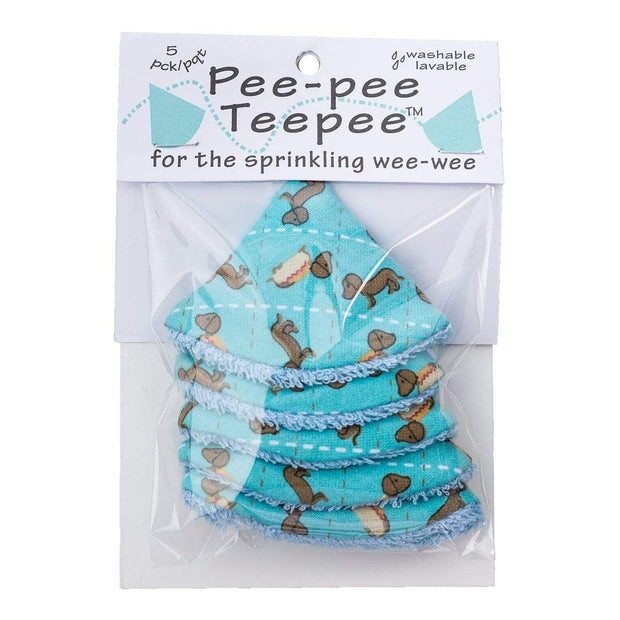 Beba Bean Accessories Pee-pee Teepee - Wiener Dog