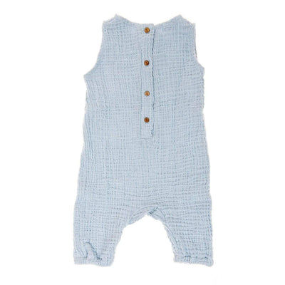 Beba Bean Clothes 9-12 / Blue Coco Onesie