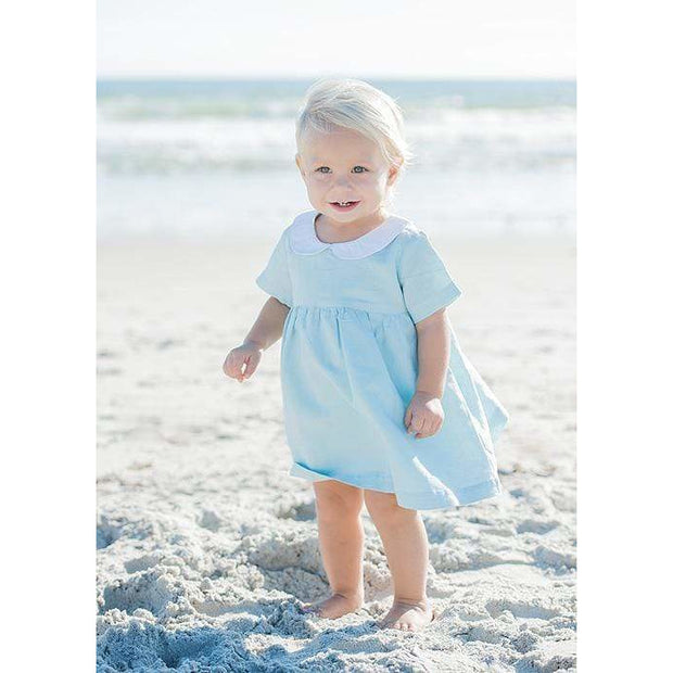 Beba Bean Clothes Linen Party Dress