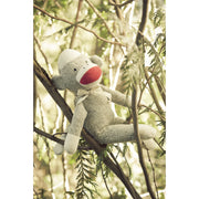 Beba Bean Toys Sock Monkey
