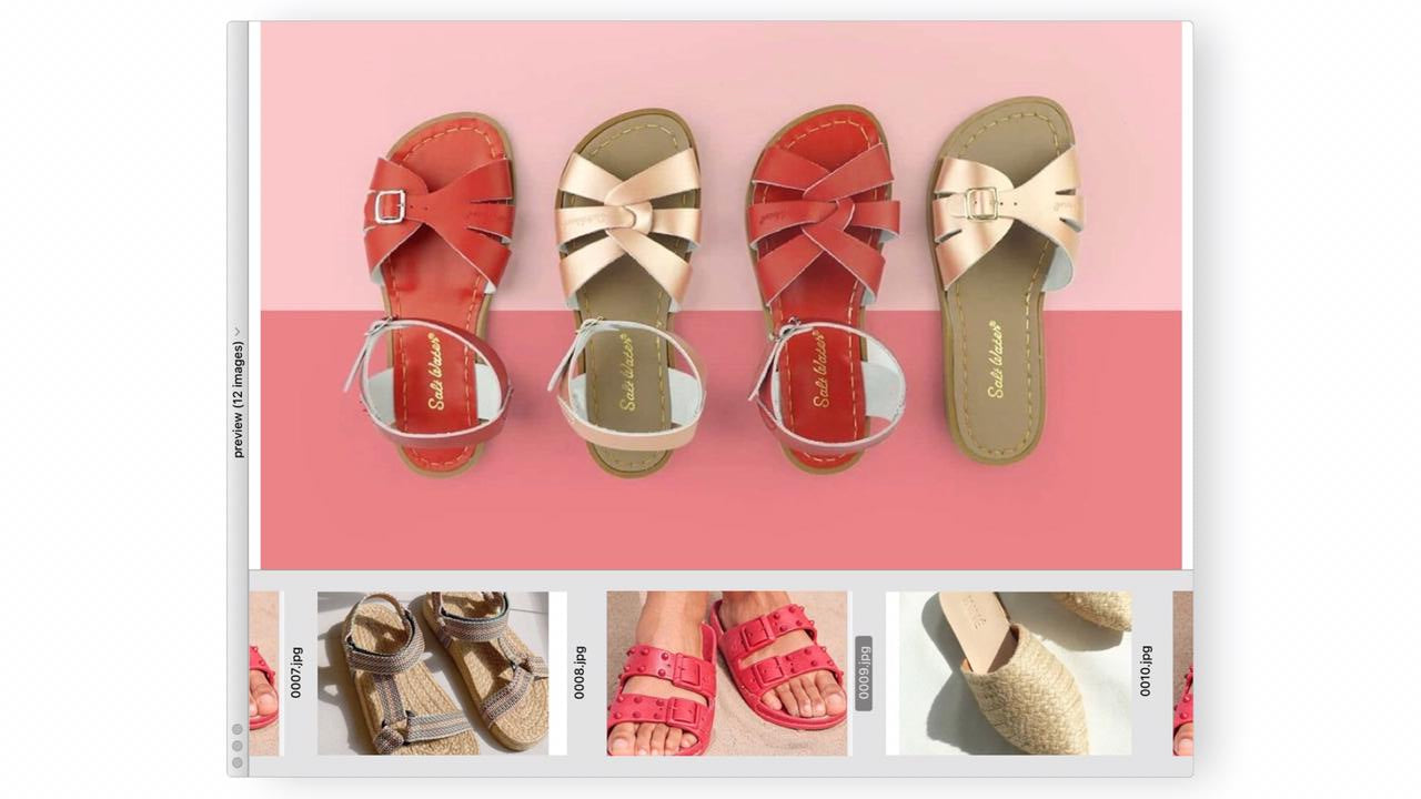 Curated: summer sandals