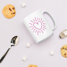 Load image into Gallery viewer, LOVE IS LOVE Coffee Mug