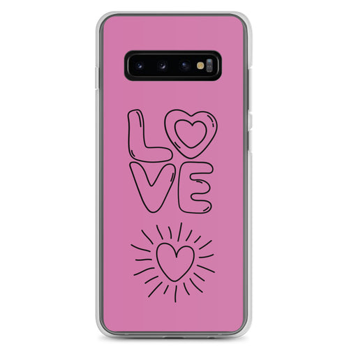 LOVE IS LOVE Samsung Phone Case