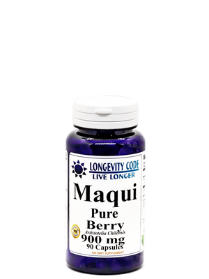 MAQUI PURE BERRY - 900mg, 90caps