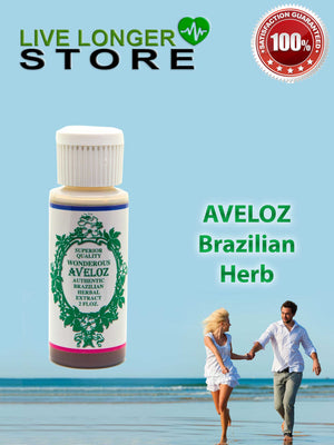 AVELOZ AUTHENTIC BRAZILIAN HERBAL EXTRACT - 2 FL OZ