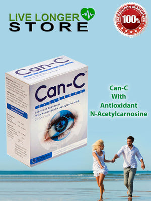 CAN-C EYE DROPS- 2 X 5ml Vials