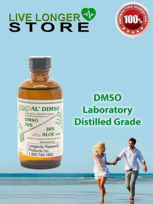 DMSO (dimethyl sulfoxide) Laboratory Distilled Grade