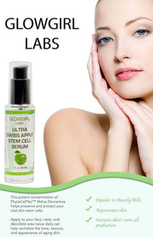 SWISS APPLE STEM CELL SERUM - 1 FL OZ, ANTI-AGING BREAKTHROUGH