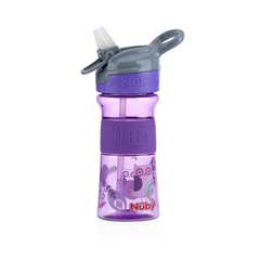 Nuby Thirsty Kids Flip It - Push Button