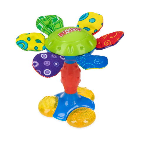 Nuby Ice Gel Teethe & Play Teether