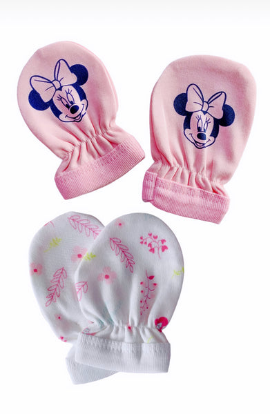 Disney Baby Minnie Mouse Baby Mittens