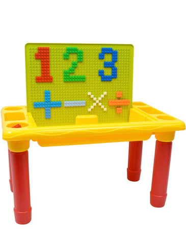 Multifunctional Building Blocks Table